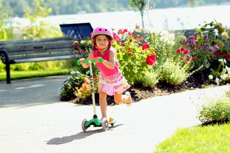 Kick Scooter for Kids: Get Some Exercise While Having Fun