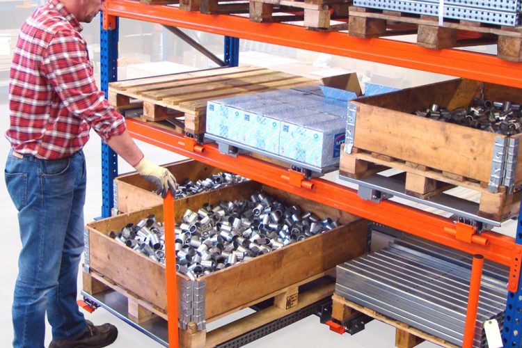 Pallet Racking: Success is the Consequence of Organisation
