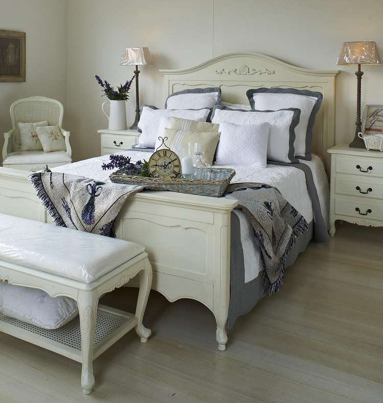 The Seductive Appeal of French Provincial Bedrooms - WholeStory