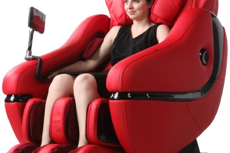 Massage Chair: Sit Down and Get in Touch with the Many Health Benefits