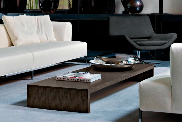 Coffee Table: Choosing This Vital Piece with Attention to Details