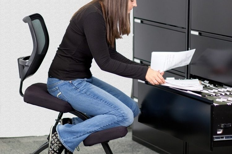 Back Care: Reduce the Pressure From Long Term Sitting with a Kneeling Chair