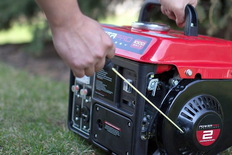Portable Generator: Anywhere You Go Always Take Electricity with You