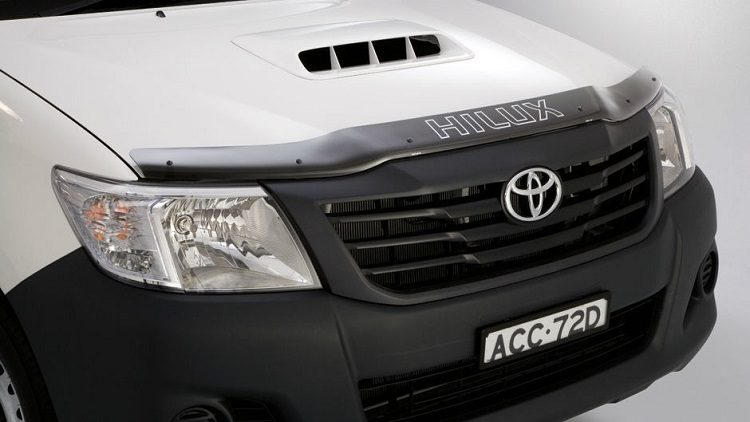 Hilux Bonnet Protector: Add Protection to Valuable Paint and Bodywork