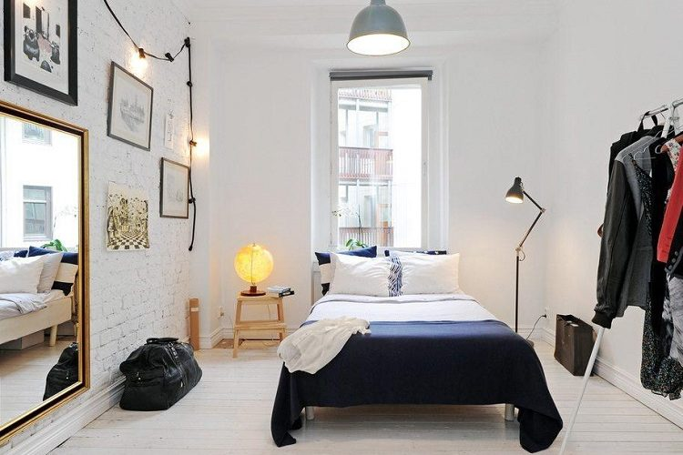Simplicity and Serenity: Get a Taste of the Nordic Bedroom