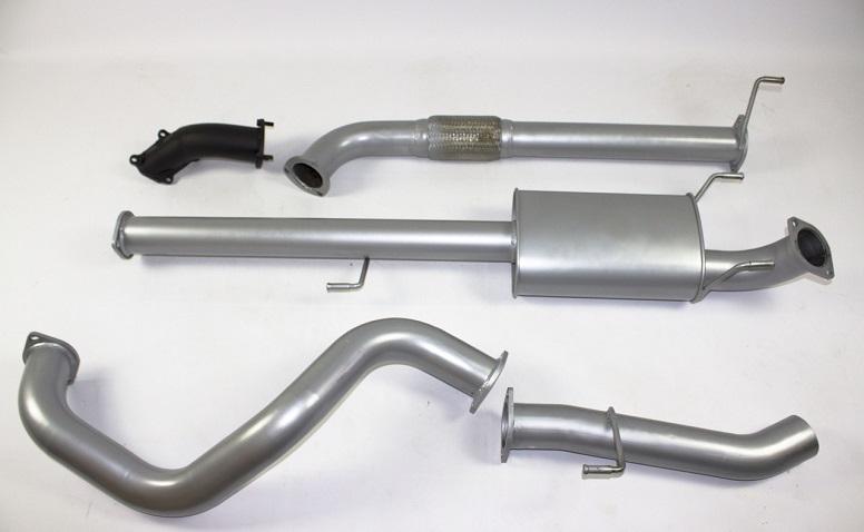 Prado Exhaust System