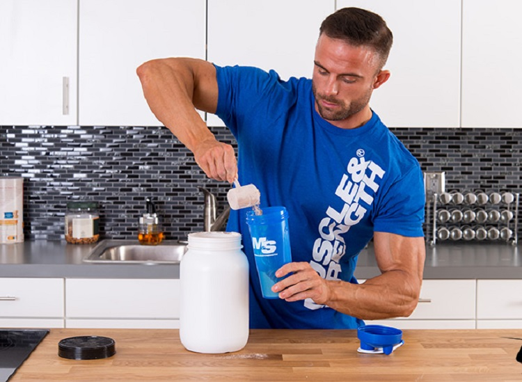 ready to drink protein shakes
