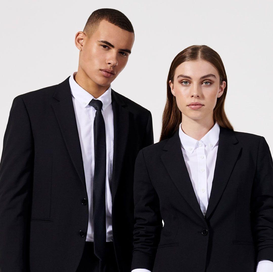 the modern uniform