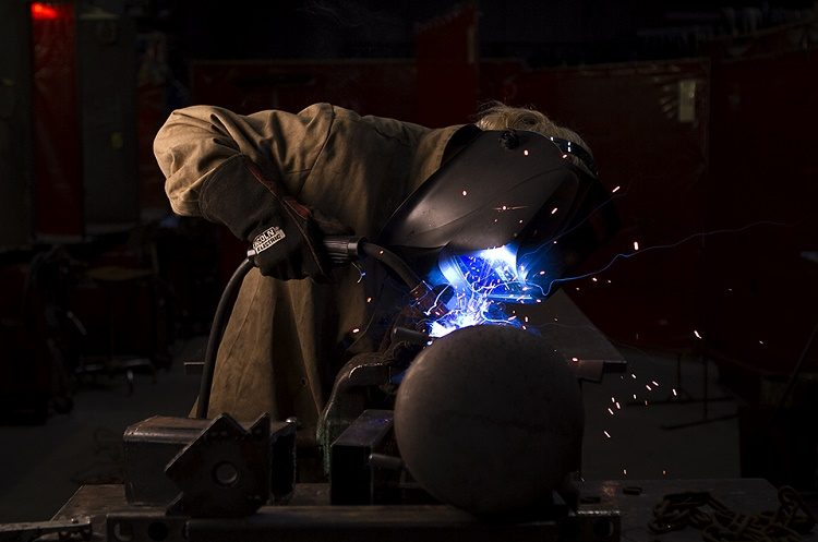 The Basic Welding PPE
