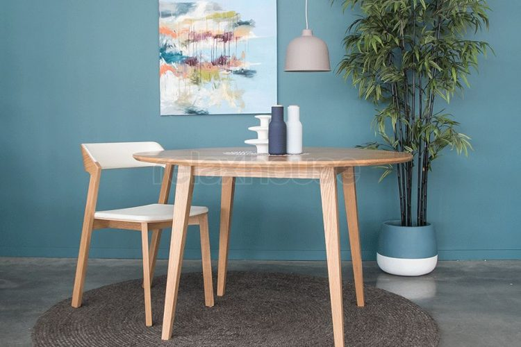 Round Dining Table: More Intimacy and Convenience