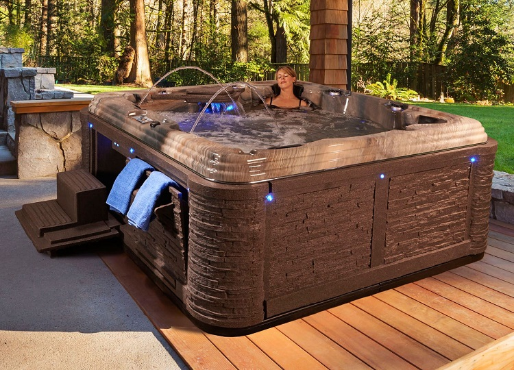 5 Seater Spa