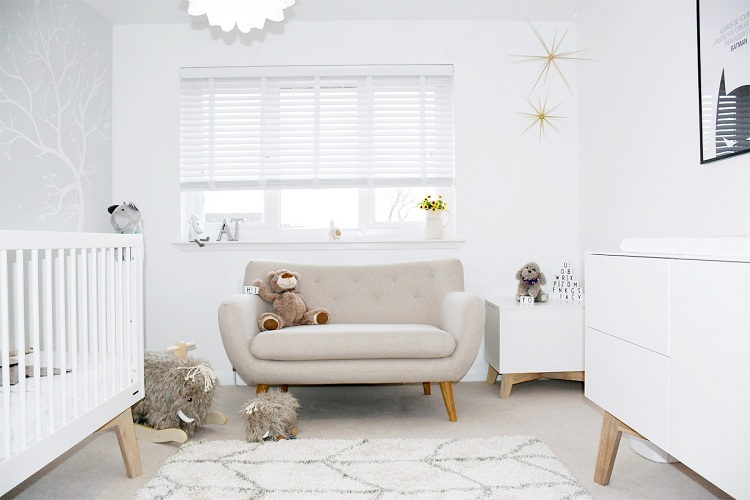 How to Create an Adorable Scandinavian-Inspired Nursery