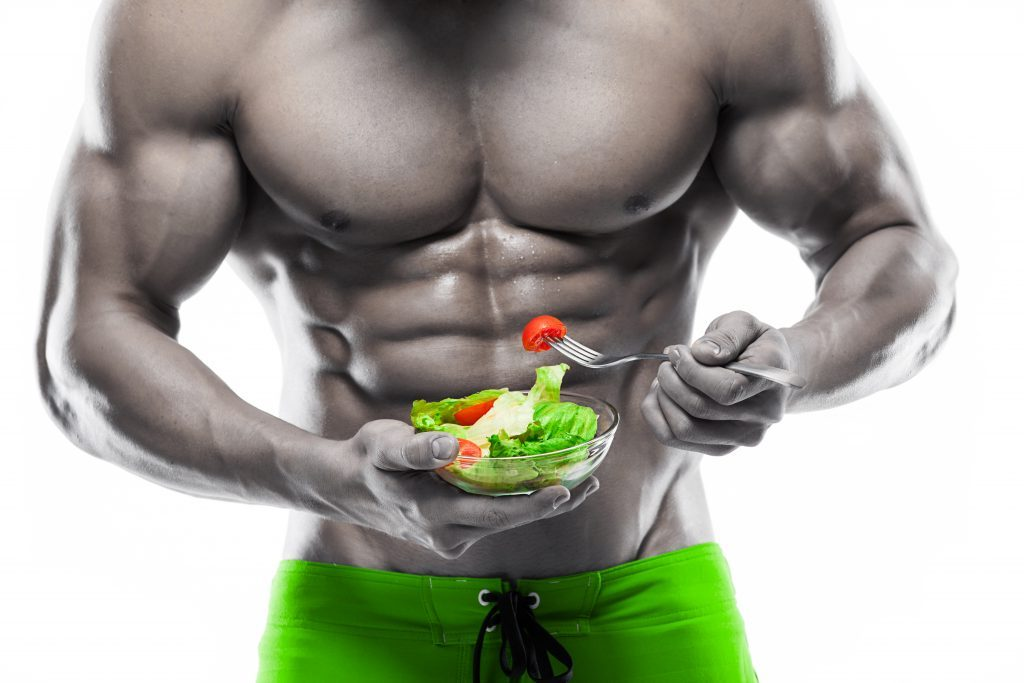 training diet plan 2