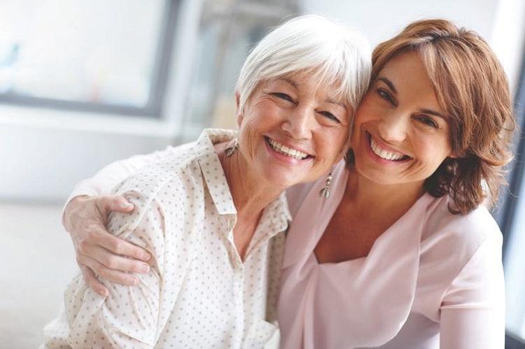 skincare for older women