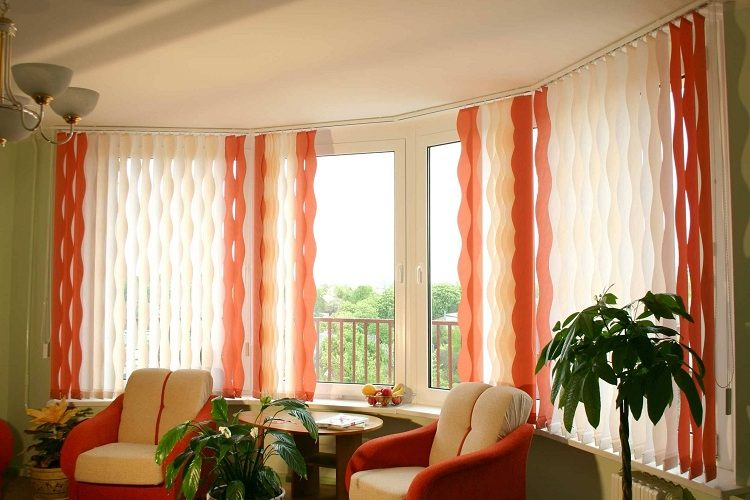 Vertical Blinds: Create Some Decor Drama and Give Your Windows a Polished Look