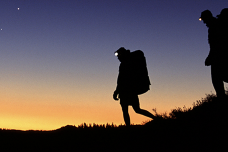 Headlamps for Hiking: Bare Necessity When You're Out Conquering Hiking Trails