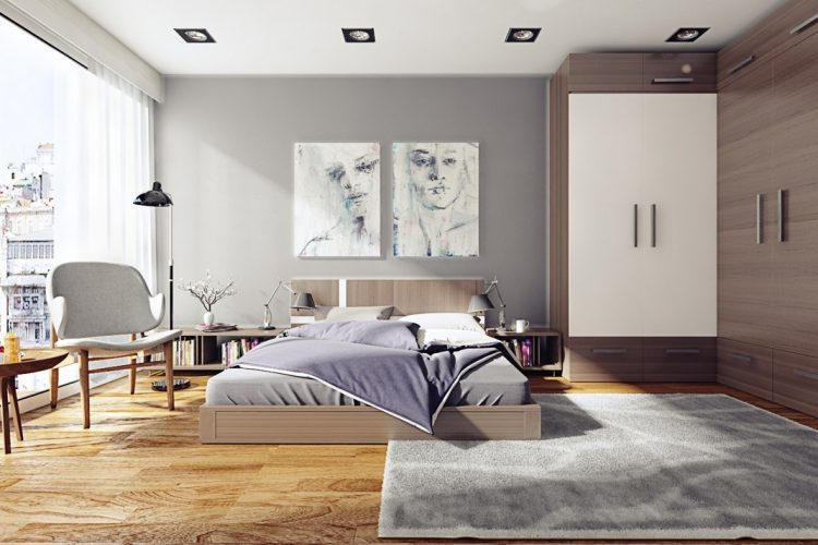 The Style of Your Bed Frame Can Up the Whole Bedroom Design Game