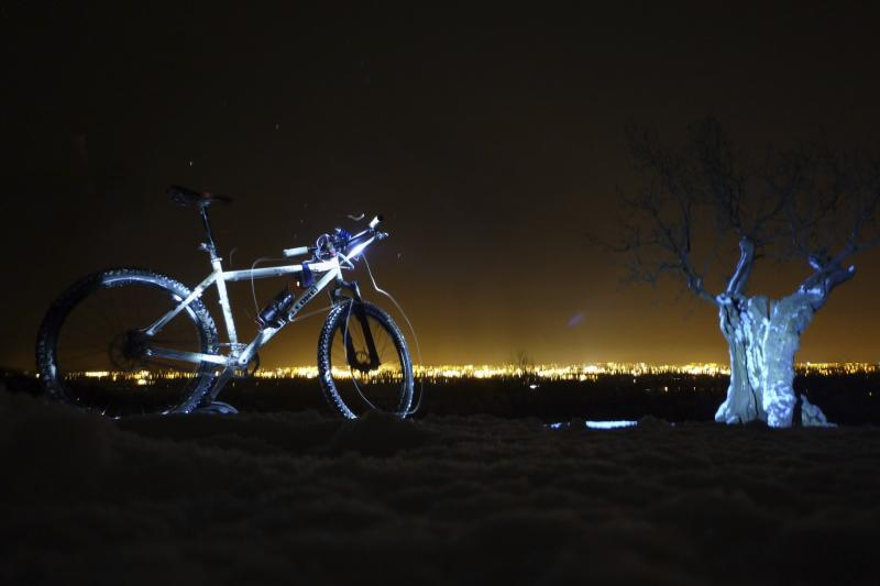 Mountain Bikes Lights