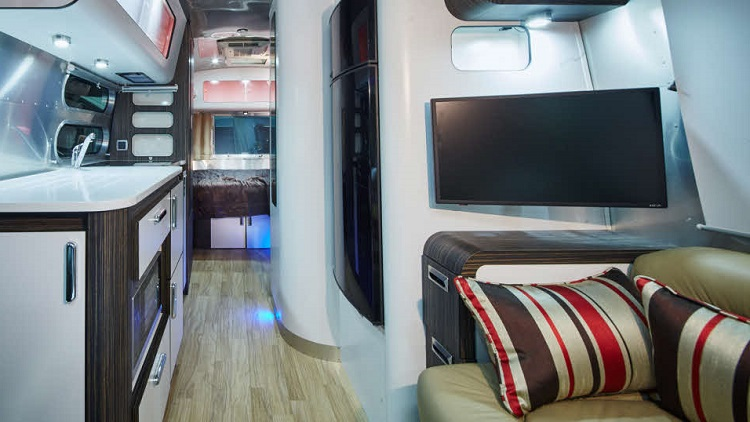 TV in Your Caravan