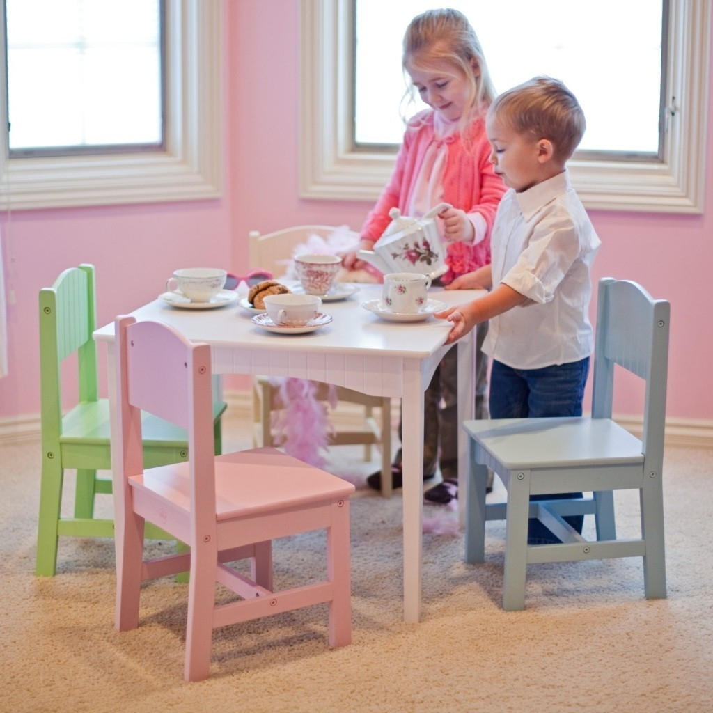 Kid Chair And Table Set Classic With Image Of Kid Chair Property Inside Kid Table And Chairs The Most Elegant Kid Table And Chairs For Property
