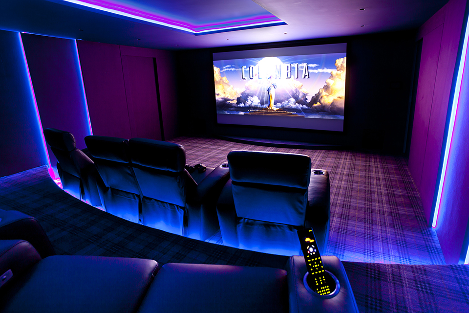 Home Theater Seating for Sale