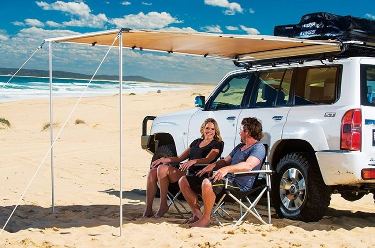 Awnings: Comfort Extensions for Unforgettable Camping Trips
