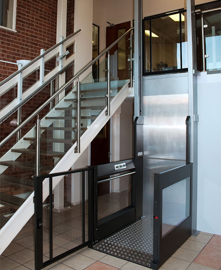 vertical platform lift prices