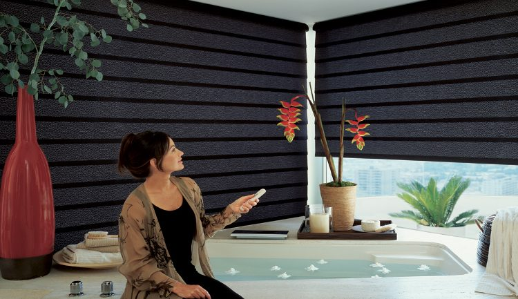 Improve Your Everyday Life with Motorized Blinds