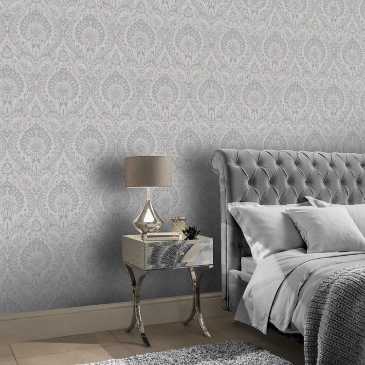decoris-silver-and-grey-damask-wallpaper