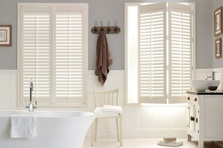 Plantation Shutters: My Kind of Window Treatment