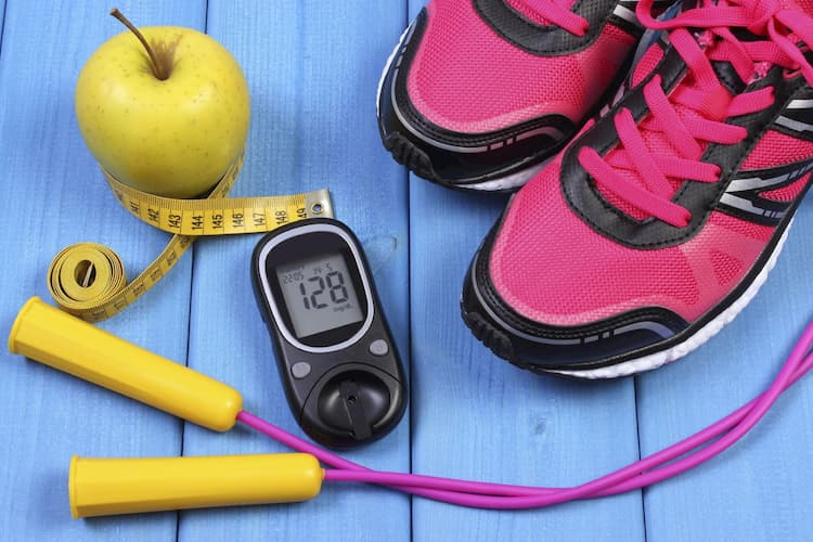 excercise when you have diabetic