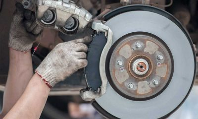 ford rear brake pads