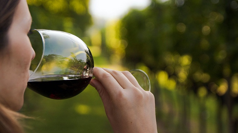 Drinking Organic Wine