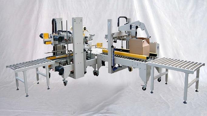 a carton sealing machine