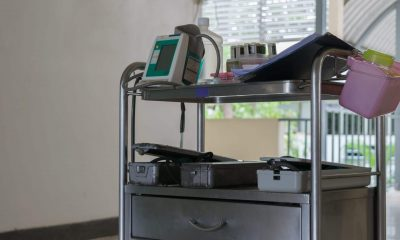 Medical-Equipment-On-Cart
