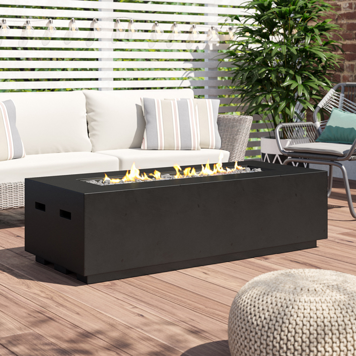 outdoor furniture patio fire table