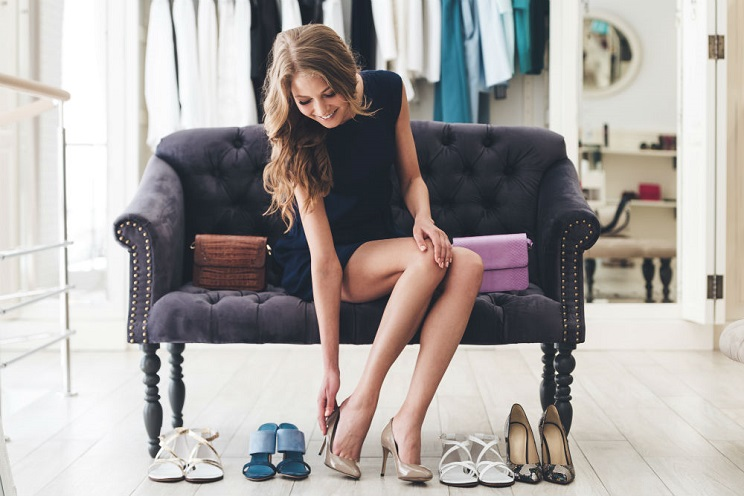 Ladies' business shoes