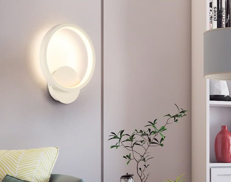 wall led light for living room