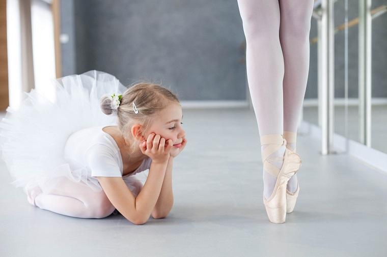 Ballet dance wear