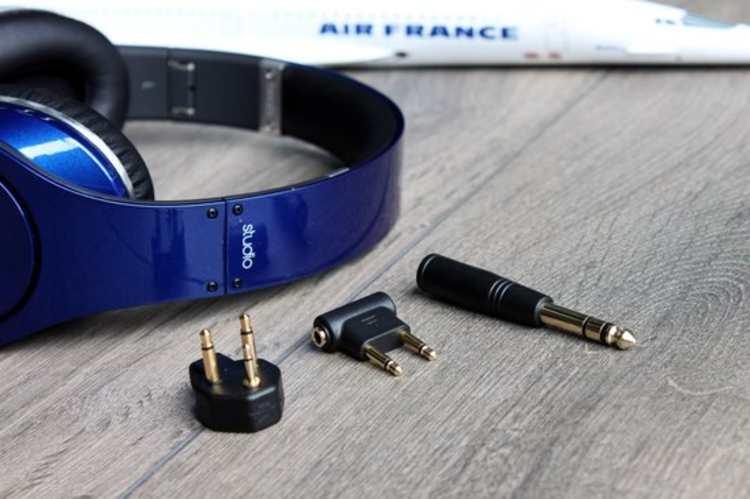 aeroplane headphone adapter