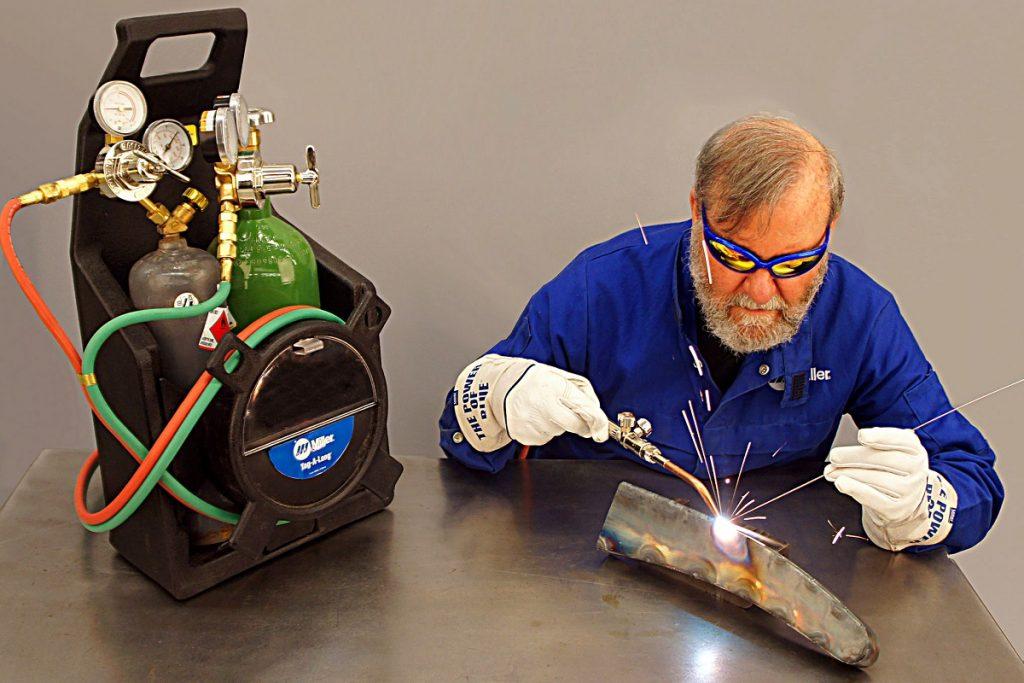 oxy acetylene welding
