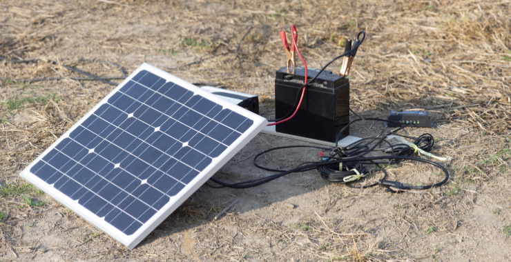 Types of Chargers for Solar Setups