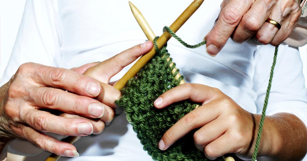 Yarn Needles knitting