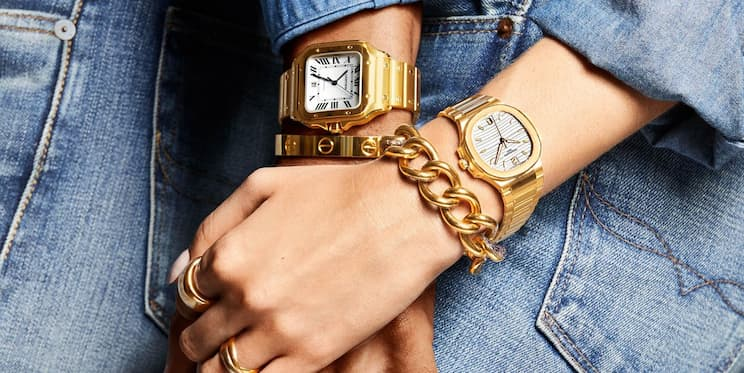 Now that you know some of the basics for choosing a watch, here's a short selection of some of the most popular brands of watches for women