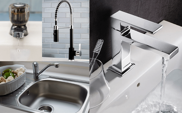 Different-Types-of-Mixer-Taps