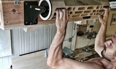 hangboard-and-man
